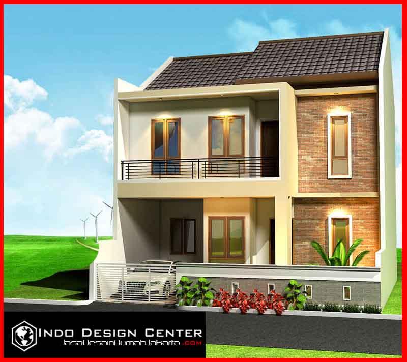 Gambar Rumah Modern Minimalis 2 Lantai Terbaik