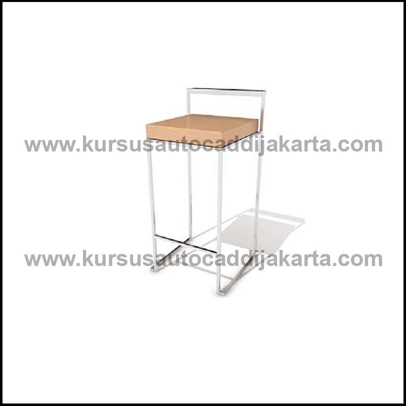 Archmodels Kursi Sofa dan Meja 009