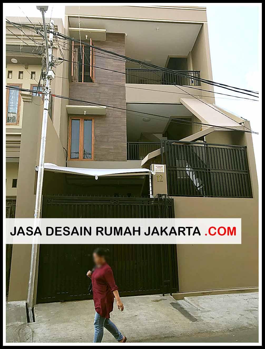 Jasa Desain Arsitek Gambar Rumah Kos Minimalis 015 & Jasa Desain Arsitek Gambar Rumah Kos Minimalis 015 || Jasa Desain ...