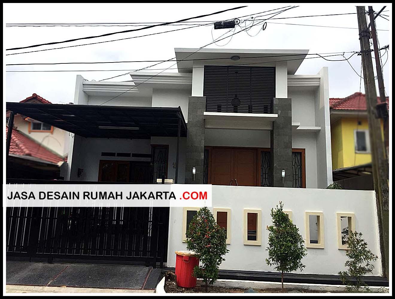 Jasa Desain Arsitek Gambar Rumah Minimalis 014 Jasa Desain Rumah