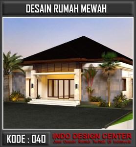 Arsitek Desain Villa Mewah Bp Doni