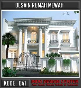 Arsitek Desain Rumah Mewah Pak Bagus
