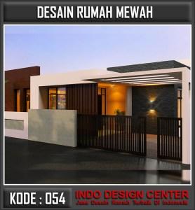 Arsitek Desain Rumah Mewah Pak Irwan