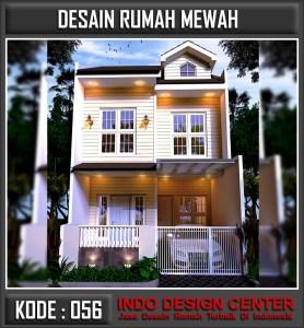 Arsitek Desain Rumah Mewah Pak Anwarsah