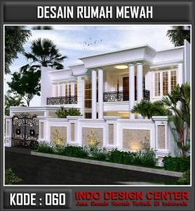 Arsitek Desain Rumah Mewah Bu Tuti