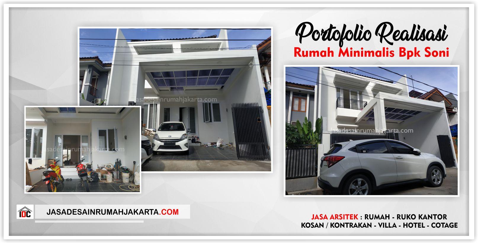 Realisasi Kunjungan Renovasi Rumah Bpk Soni-Arsitek Gambar Desain Rumah Klasik Modern Di Jakarta-Bekasi-Surabaya-Tangerang-Bandung-Jasa Konsultan Arsitek Profesional 7
