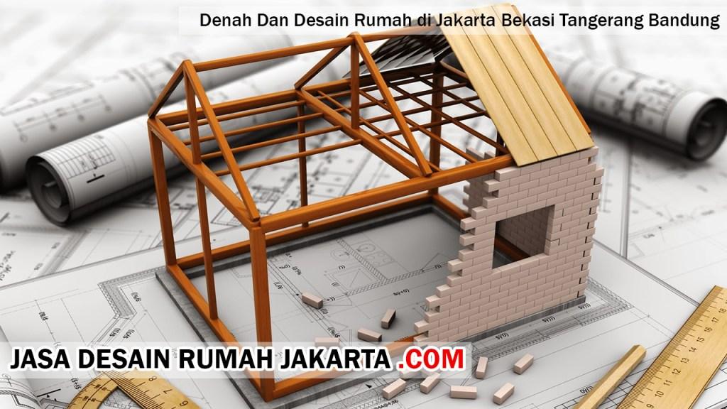 Denah Dan Desain Rumah di Jakarta Bekasi Tangerang Bandung