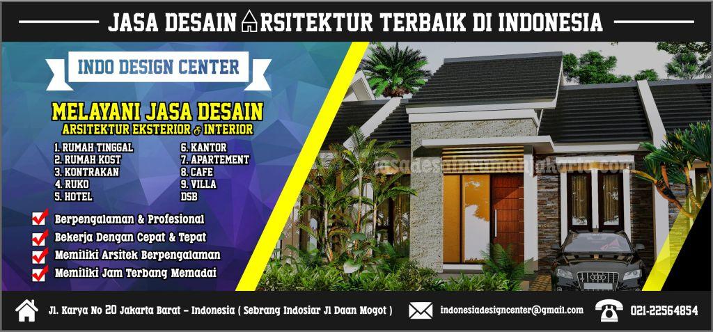 Harga desain rumah per m2