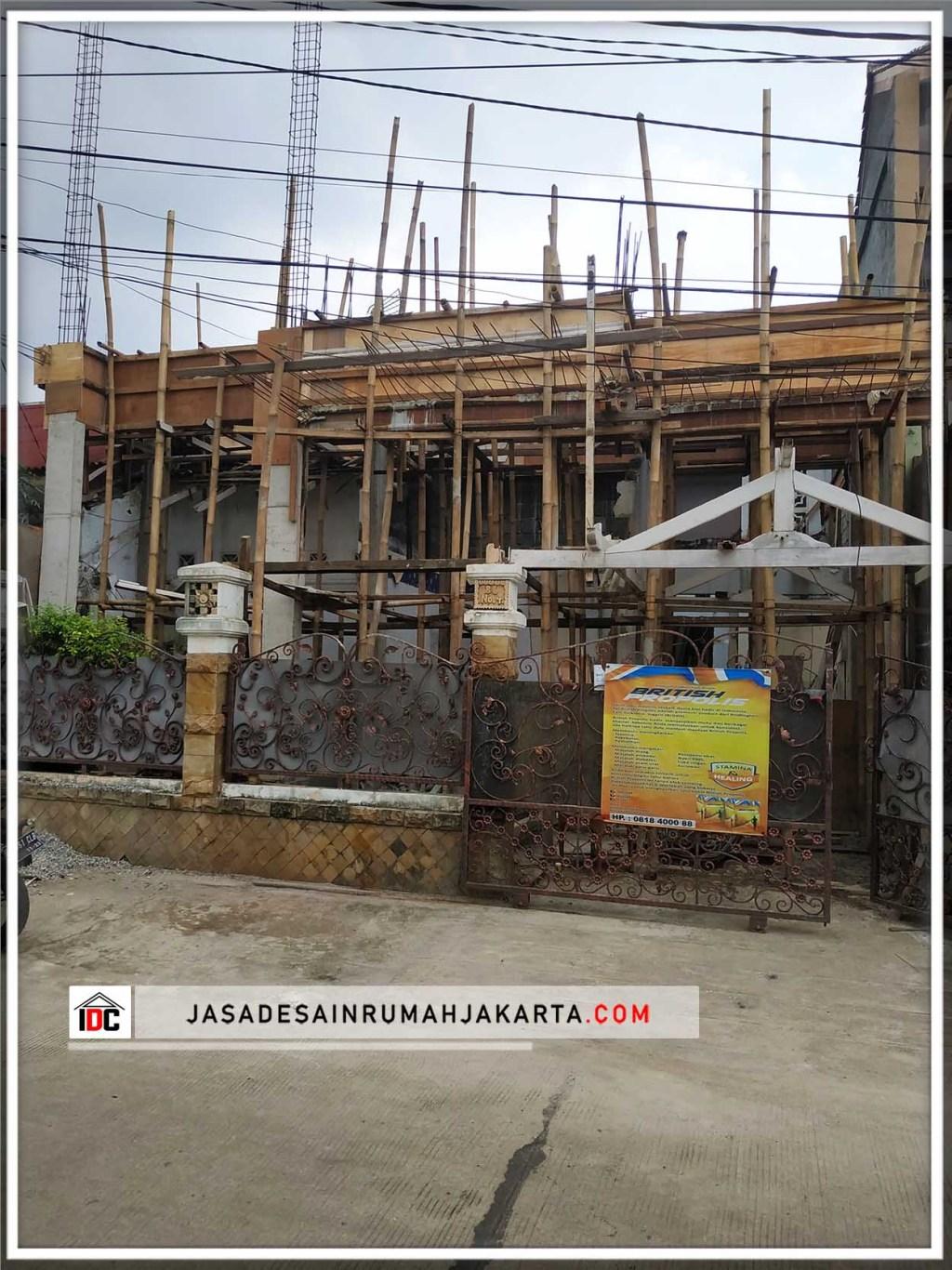 Realisasi Desain Rumah Minimalis Pak Adi Di Bekasi Kunjungan Feb 2019