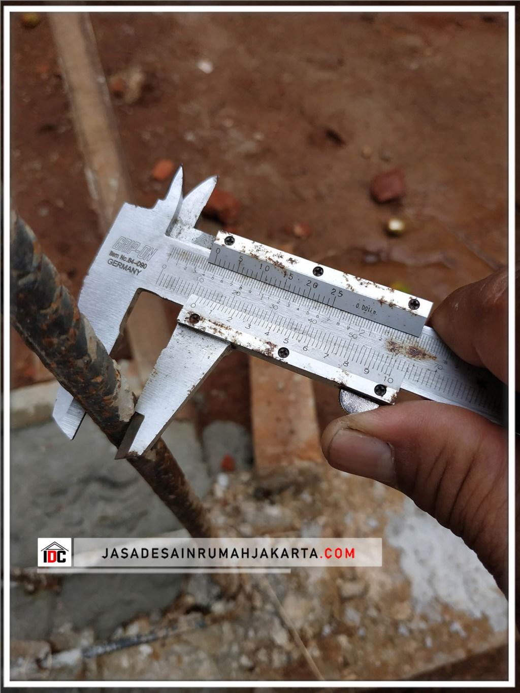 Realisasi Desain Rumah Minimalis Pak Hari ABRI Di Depok Kunjungan Jan 2019