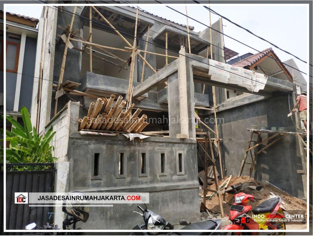Pengerjaan Acian Rumah Minimalis Bpk Soni-Arsitek Gambar Rumah Klasik Modern Di Jakarta-Bekasi-Surabaya-Tangerang-Bandung-Jasa Konsultan Desain Arsitek Profesional 2