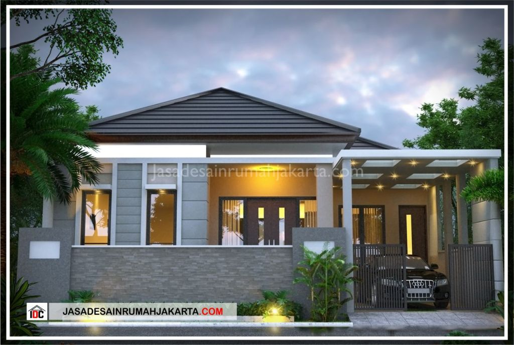 Rencana Desain Rumah Minimalis Bu Citra - Arsitek Gambar Rumah Klasik Modern Di Bekasi-Jakarta-Surabaya-Tangerang-Bandung-Jasa Konsultan Desain Arsitek Profesional 1