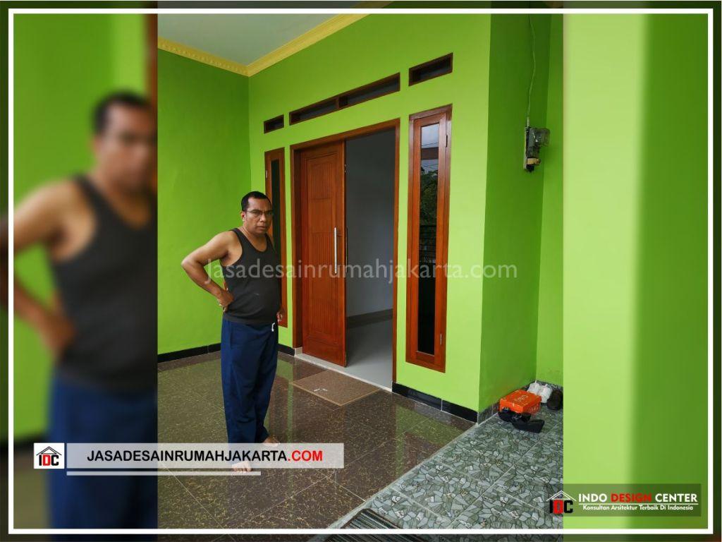 Area Teras Bpk Tarsi-Arsitek Gambar Desain Rumah Minimalis Modern Di Tangerang-Jakarta-Surabaya-Bekasi-Bandung-Jasa Konsultan Desain Arsitek Profesional 1