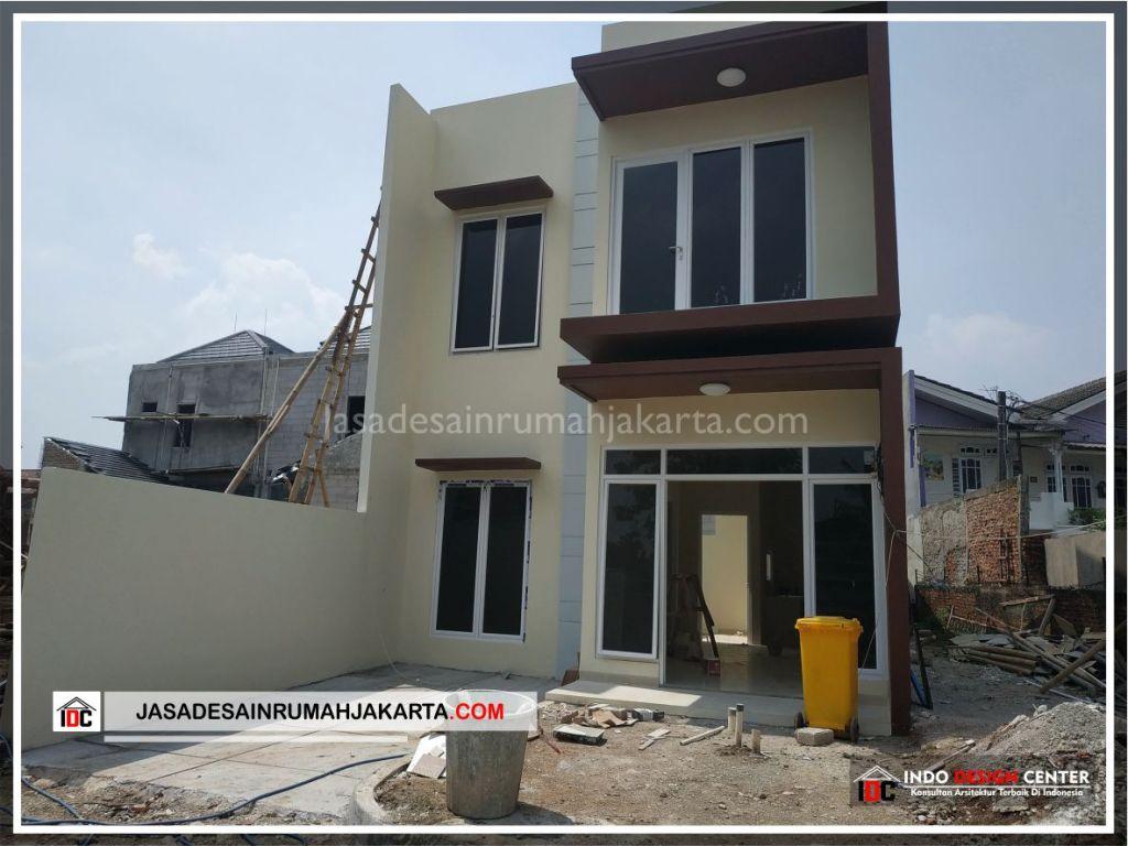 Realisasi Rumah Bpk Tito-Arsitek Gambar Desain Rumah Minimalis Modern Di Bekasi-Jakarta-Surabaya-Tangerang-Jasa Konsultan Desain Arsitek Profesional 1
