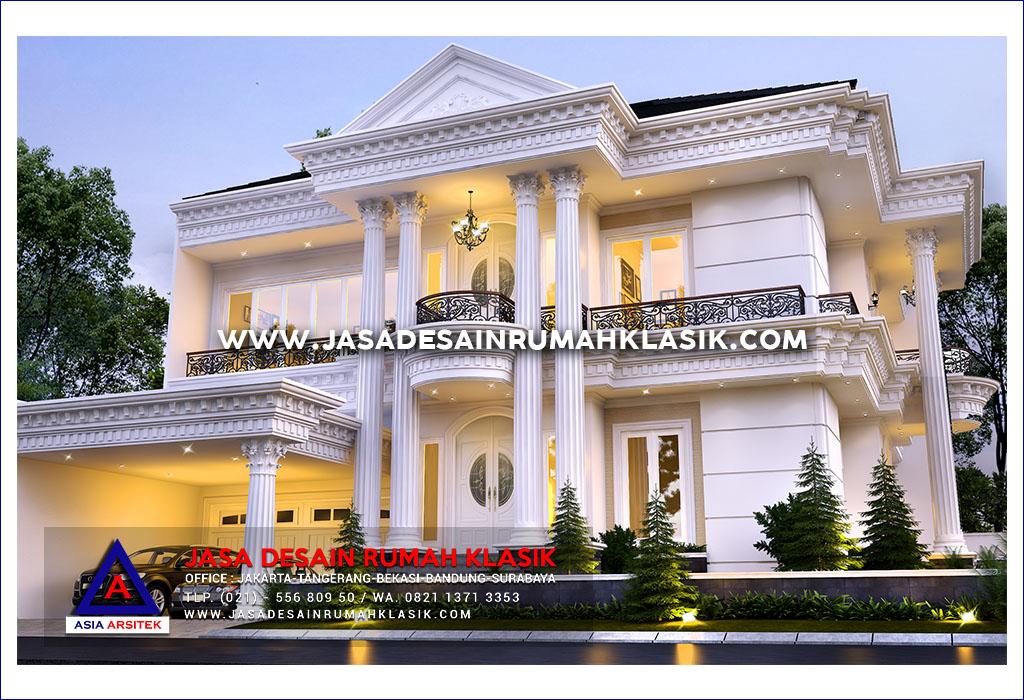 Jasa Desain Rumah Klasik Mewah Di Fatmawati Jakarta Selatan