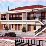 Desain Rumah Kost di Bekasi Bantar Gebang Cover