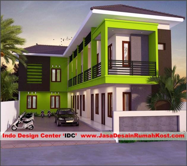 Desain Rumah Kost Di Cawang 4