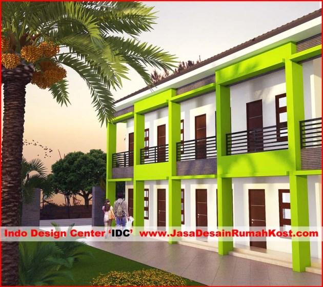 Desain Rumah Kost Di Grogol c