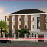 Jasa Desain Rumah Kost 3 Lantai Di Bekasi Cover