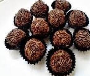 Cara Membuat Kue KeringCoklat kacang (2) - Copy