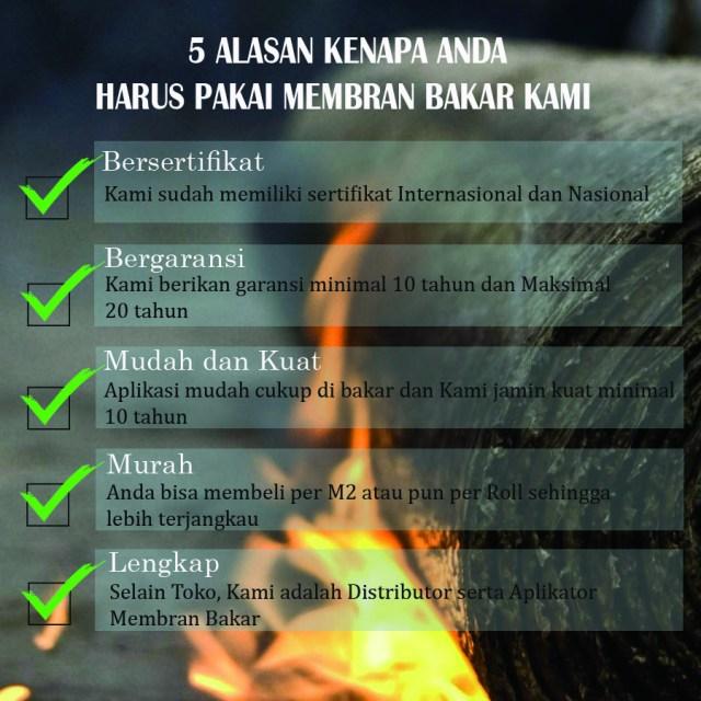 aplikator membran bakar jakarta 0812 1078 3112
