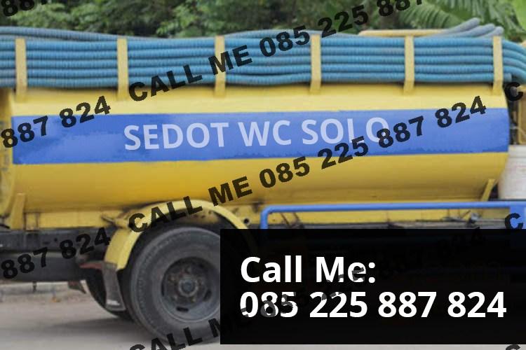 Jasa Sedot Wc Solo