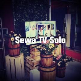 sewa tv solo