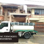 Jasa Sedot Wc Purwokerto, Harga Murah Bersaing Septictank Tuntas