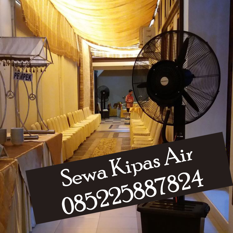 sewa kipas angin air sukoharjo