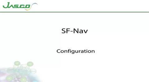SF Nav Configuration