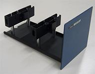 LSE-701 Single position long path length cell holder