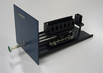 SSE-704 6-position manual cell holder