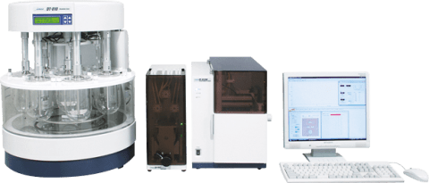 Dissolution Testing Fraction System