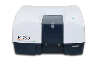 V-750 UV-Visible/NIR Spectrophotometer