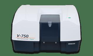 V-750 UV-Visible/NIR Spectrophotometer