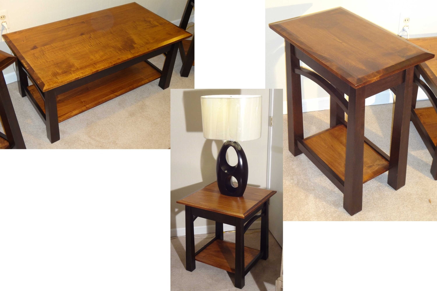 Amish Made Coffee Tables
