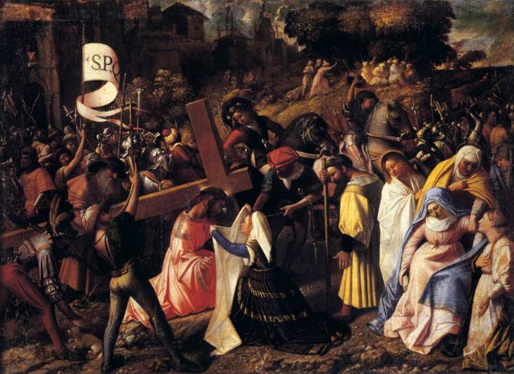 Giovanni_Cariani_-_The_Way_to_Calvary_-_WGA04213