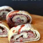 Monte Cristo Sandwich Roll Ups