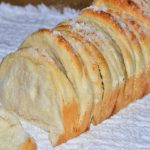Easy Garlic Parmesan Pull Apart Bread