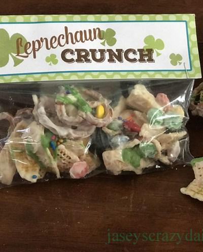 Leprechaun Crunch Free Prntables