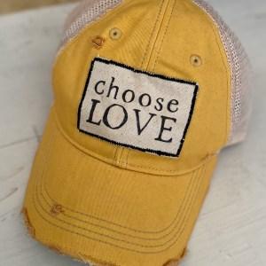 Choose Love Hat