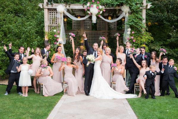 bridal party galleria marchetti