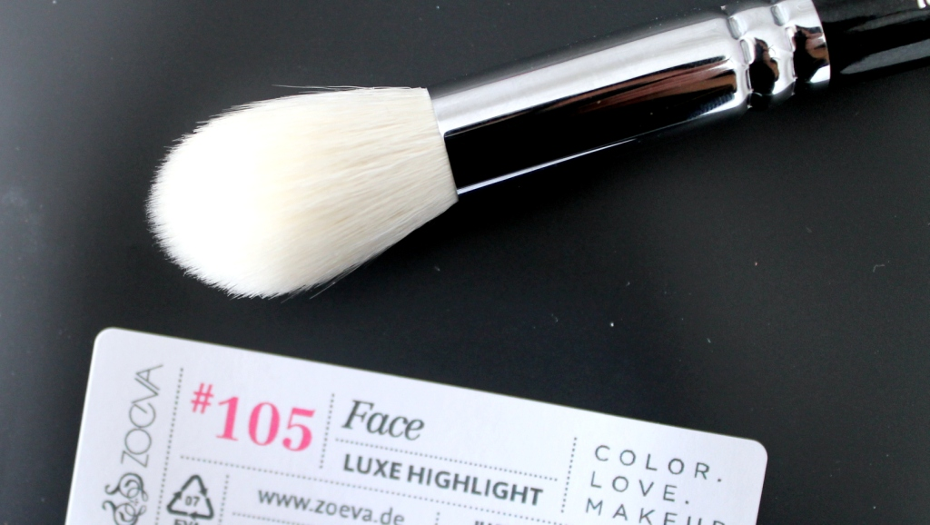 zoeva 105 luxe highlight