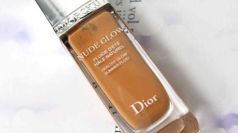dior nude glow bronzer