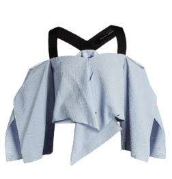 Roland Mouret Off-Shoulder Top - Matches Fashion