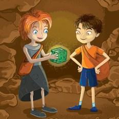 cave kids SQ