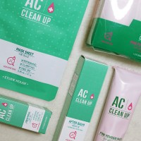 Etude House AC Clean Up Review