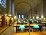 「ボストン公共図書館」私の理想のライブラリー!(ボストン・NY#25)