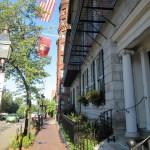 ボストンの朝はビーコンヒルの散歩から(ボストン・NY#30)