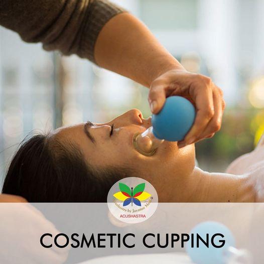 Cosmetic Cupping-Acushastra by Jasmine Modi